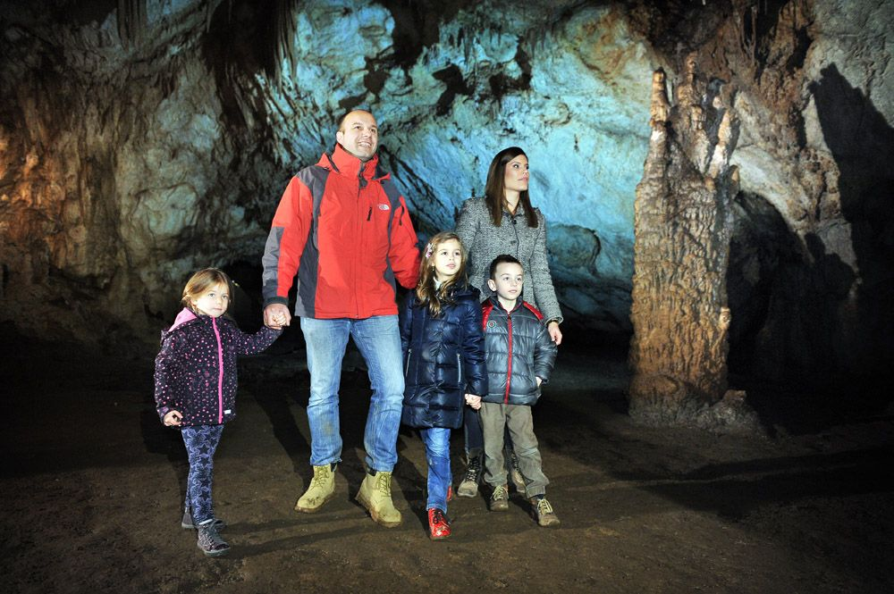 Fun and Adventure in Montenegro Lipa Cave Open for Visitors 4