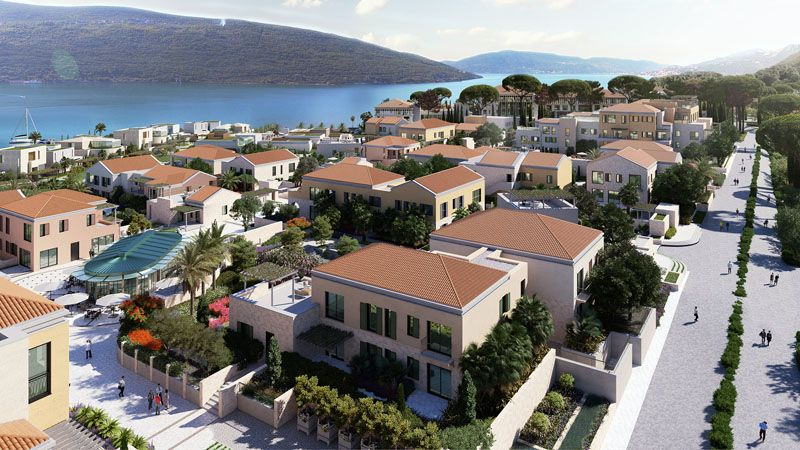 Portonovi Resort Montenegro Opens Its Doors August 1st 2