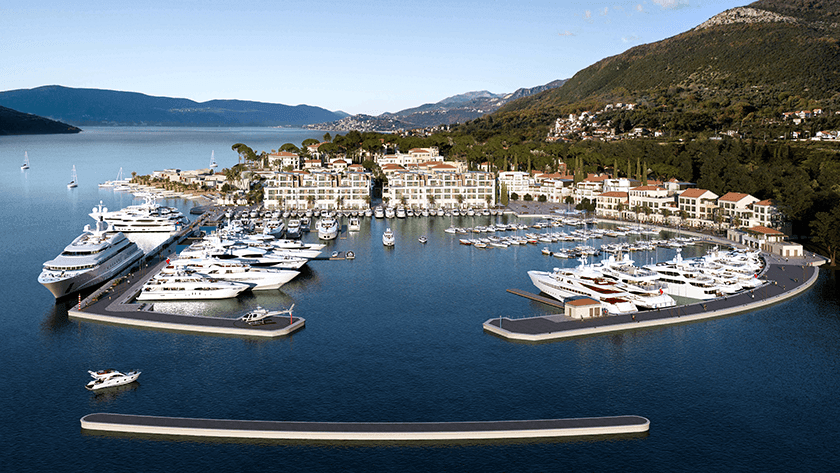 Portonovi Resort Montenegro Opens Its Doors on August 1st 1