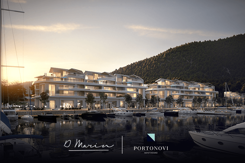 Portonovi Resort Montenegro Opens Its Doors on August 1st 3