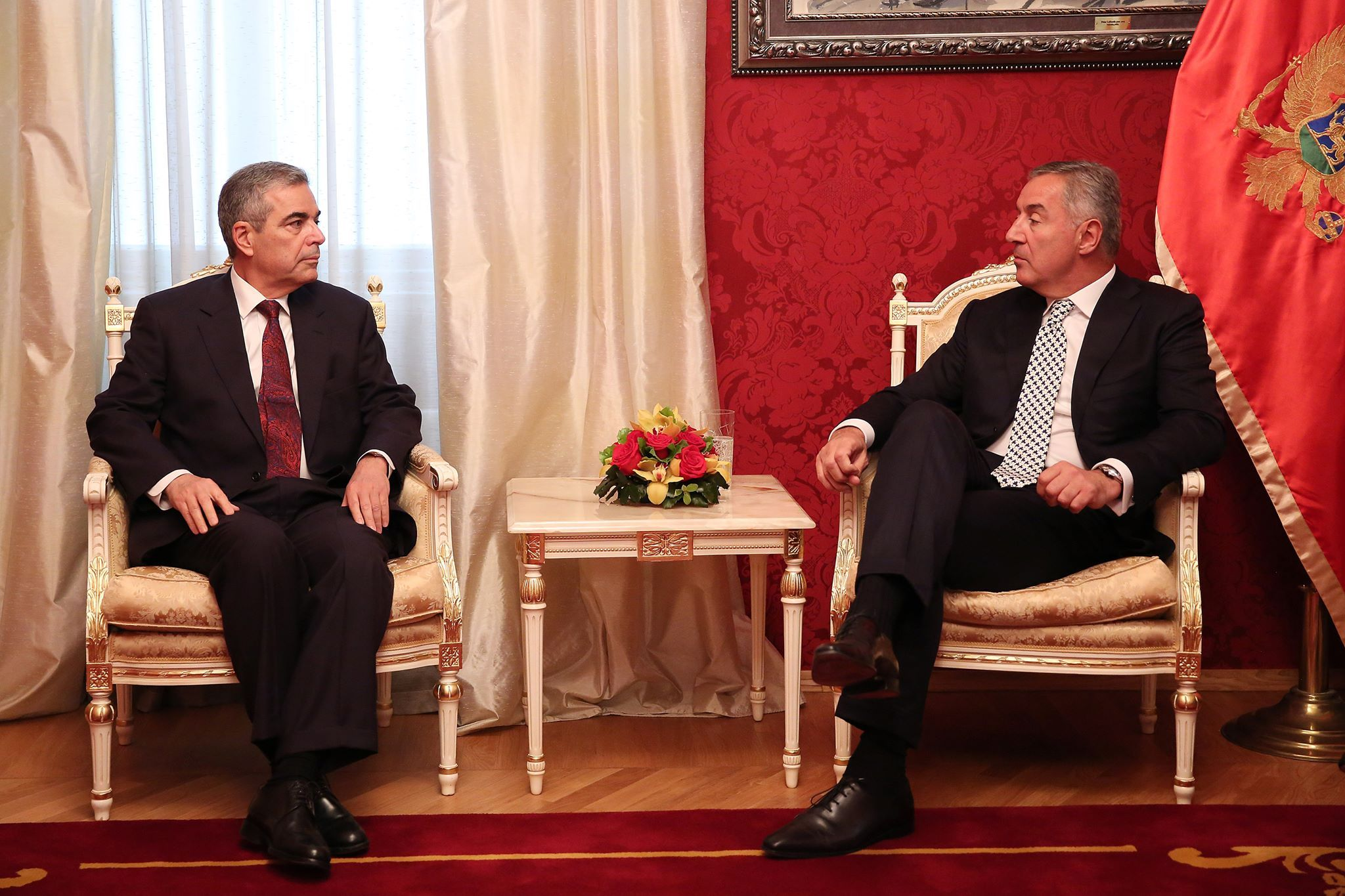 Credentials of Extraordinary and Plenipotentiary Ambassadors for President of Montenegro4