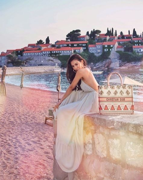 Eleanor Lam Falls in Love With Montenegro Budva Top Destination for Luxurious End Of Summer Trip 3