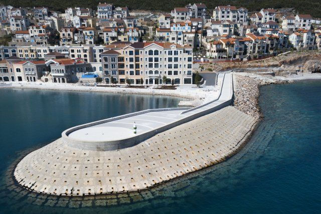 Luštica Bay Project Received the Best European Property Development Award 2
