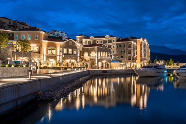 Luštica Bay Project Received the Best European Property Development Award 4