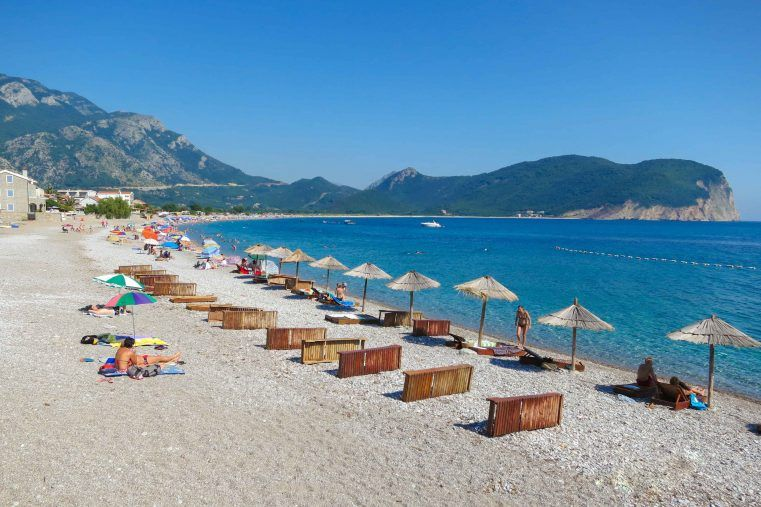 Magazine The Collection of Montenegrin Best Beaches Presented in Belgrade 3