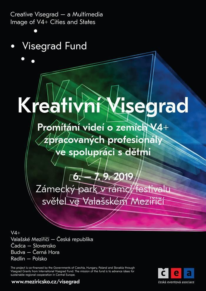 Budva Hosted First Phase of Project Creative Visegrad a Multimedia Image of V4 States 2
