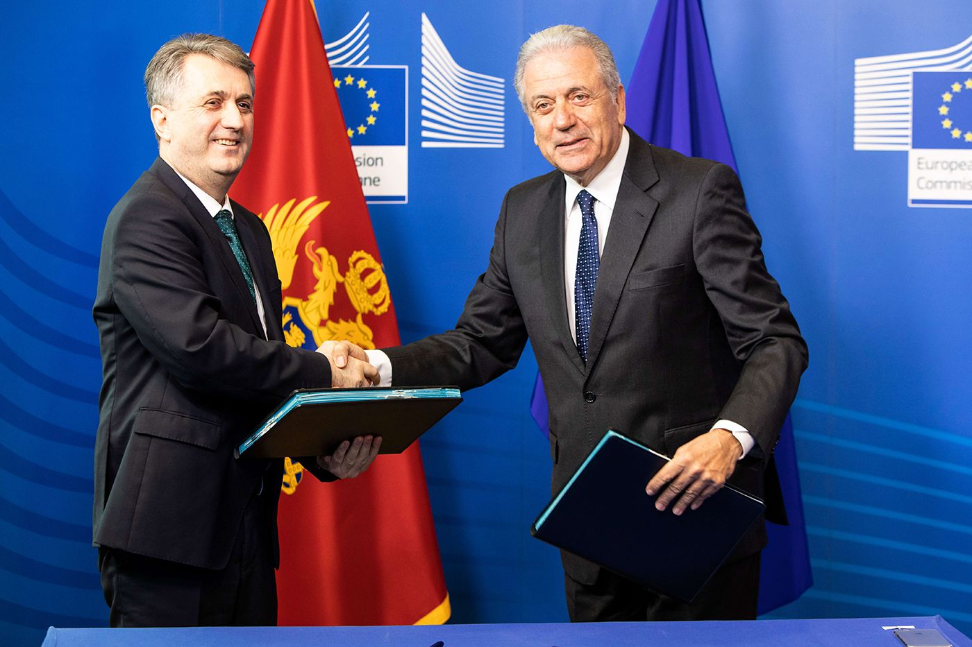 European Border and Coast Guard Agency Agreement Signed 11
