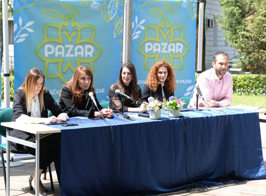 Podgorica Spring Bazaar Begins May 1