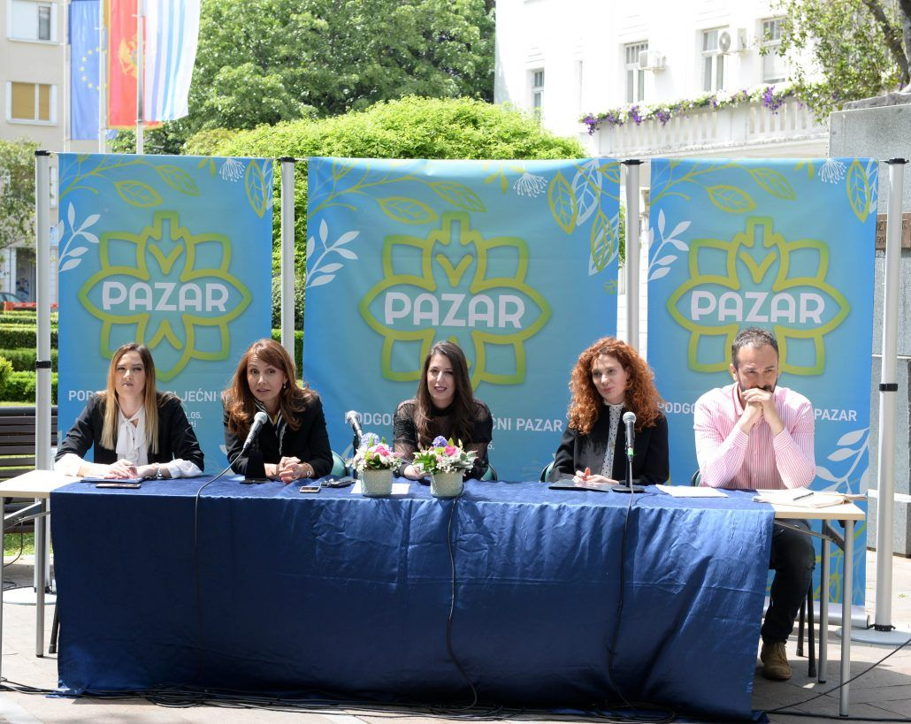 Podgorica Spring Bazaar Begins May 1 2