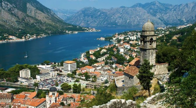 1100 New Tourist Signs along Montenegros Panoramic Routes