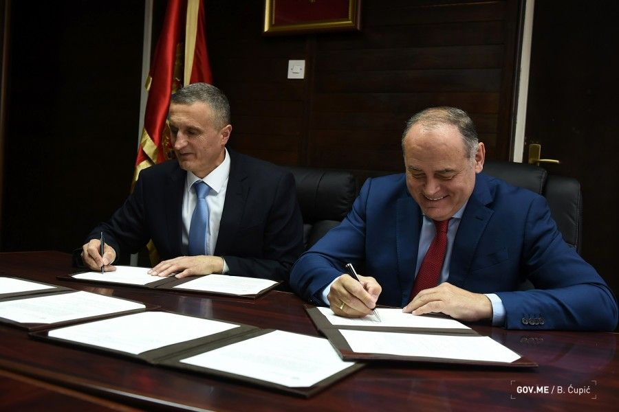 Agribusiness Centre New Impulse for Development of Kolašin 2
