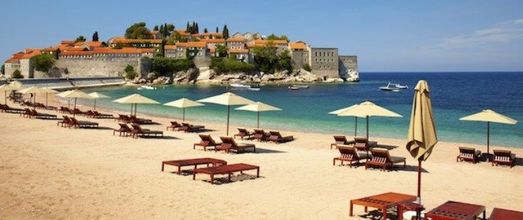 Atlas of Montenegrin Beaches A Guide to a Perfect Holiday 2
