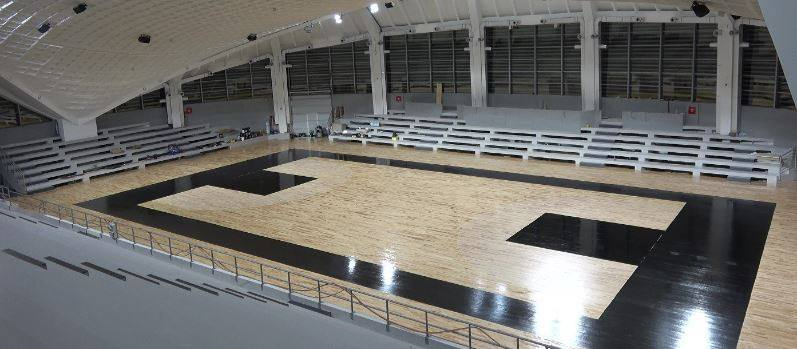 Bemax Arena within Morača Sports Centre Opened on Independence Day May 21
