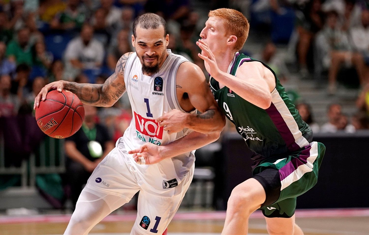 Budućnost VOLI Kicks Off EuroCup with Loss against Unicaja Malaga1