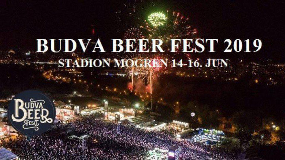 Budva Beer Fest Starts Friday June 14 Full Program and Timetable Announced 2