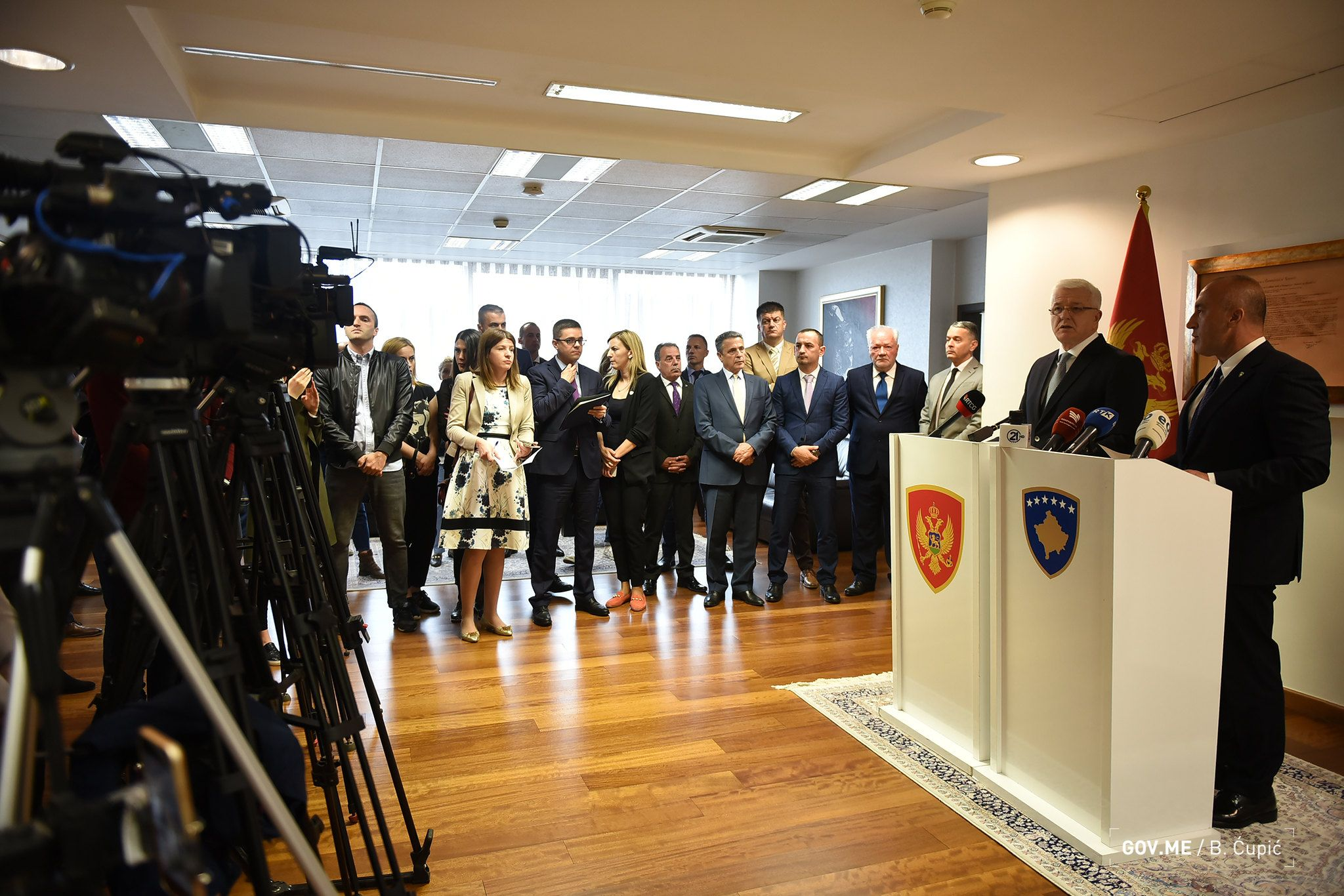 Development Centre of Montenegrins Opened in Kosovo2