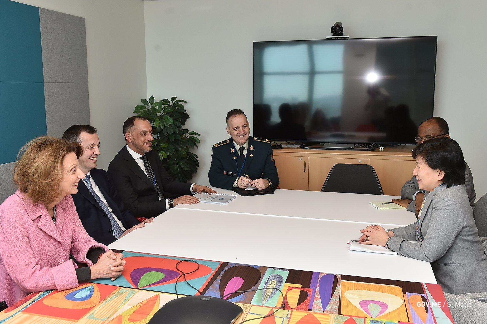 Ministry of Defence at UNs Headquarters in New York 1