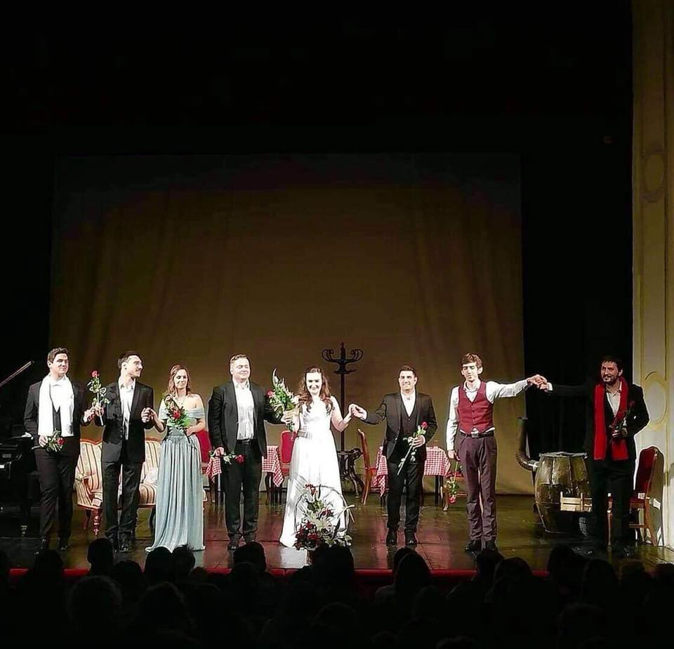Opera Pannonica Comes to Kotor for Vida Matjan Music School Foundation Day 3
