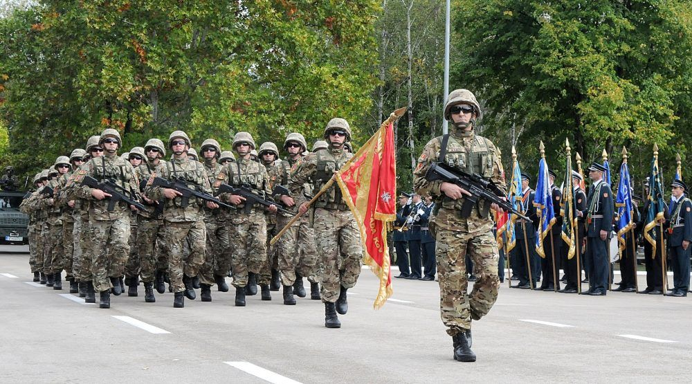 Soldiers Army Montenegro