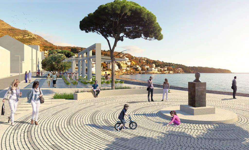 Sutomore to get Promenade and the Square Worth 5.5 Million EUR1