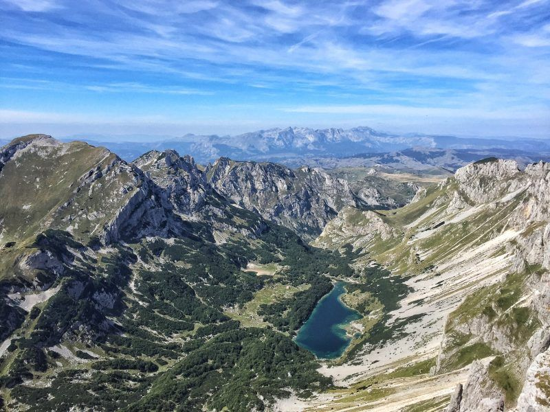 UNESCO Kotor and NP Durmitor as Natural and Culturo Historical Sites