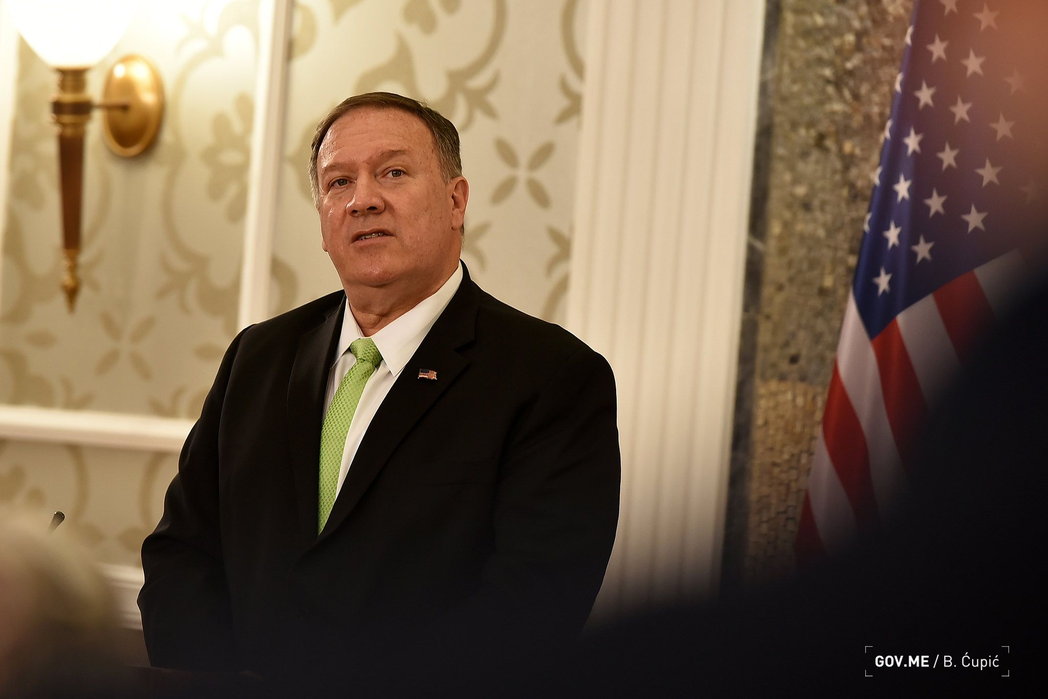 Pompeo in Europe as State Department embroiled in inquiry