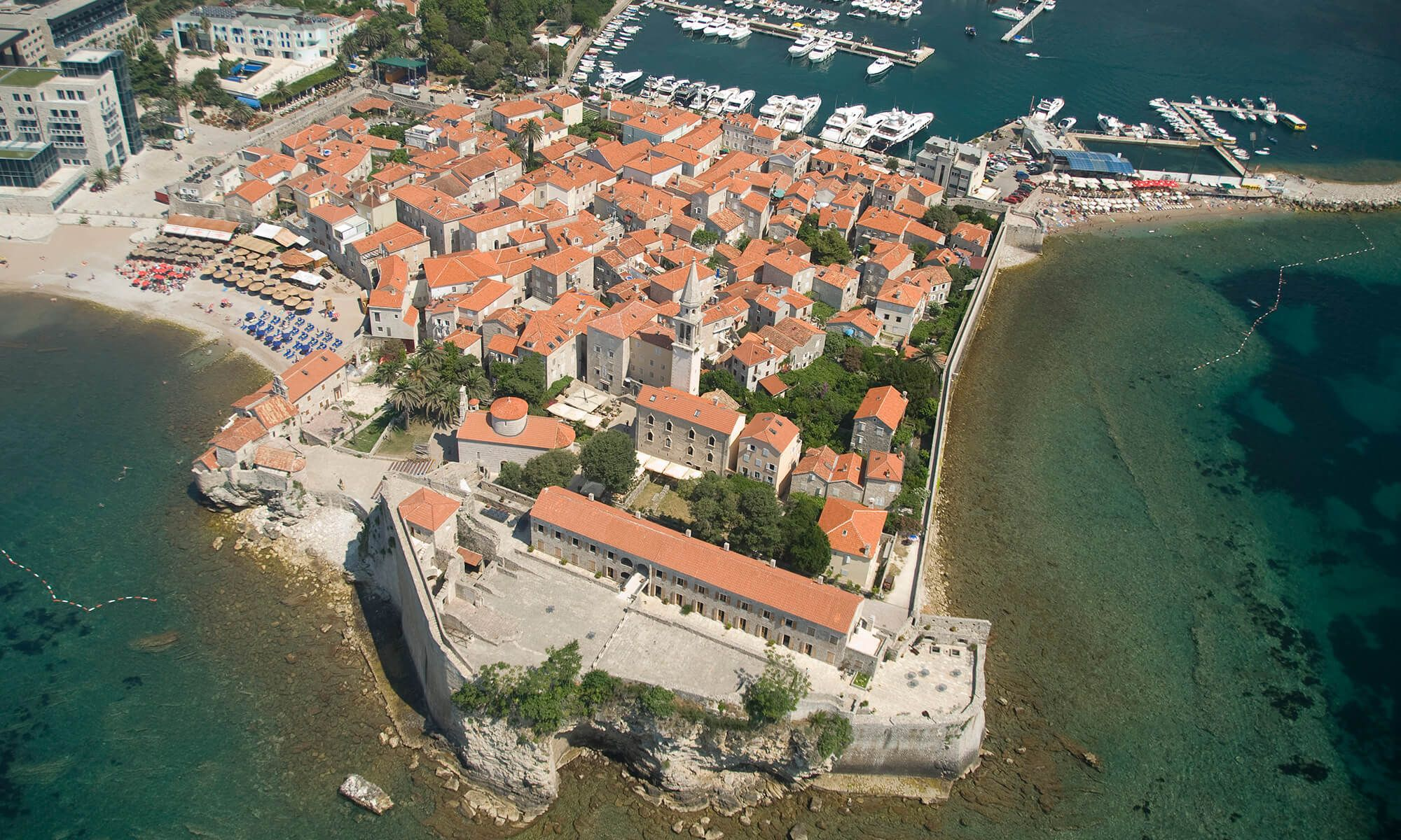 Budva listed as Number One Holiday Destination for Summer 2019 by Macedonian Portal Radar.mk 2