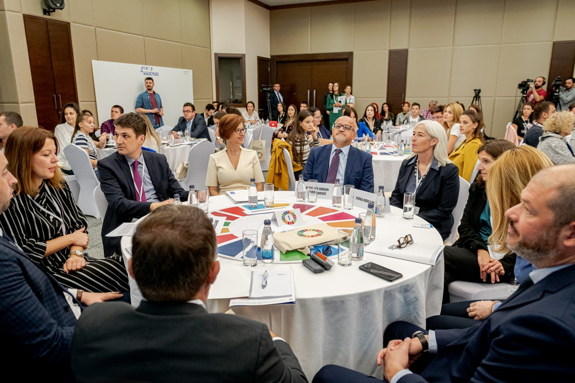 Days of Dialogue Lets Talk About the Future Opened in Podgorica