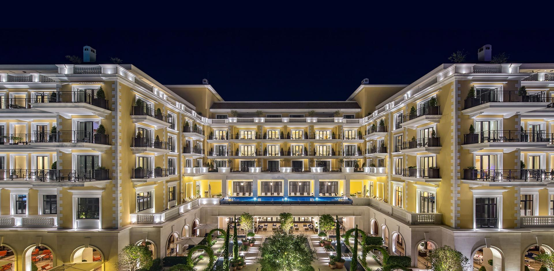 Hotel Regent Porto Montenegro Won Best Conference Resort Hotel Award 4