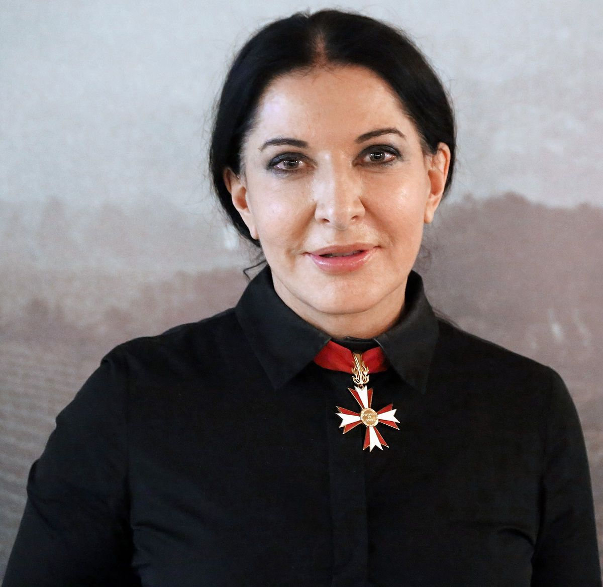 Marina Abramović The Artist Is Present Viennale 2012 cropped