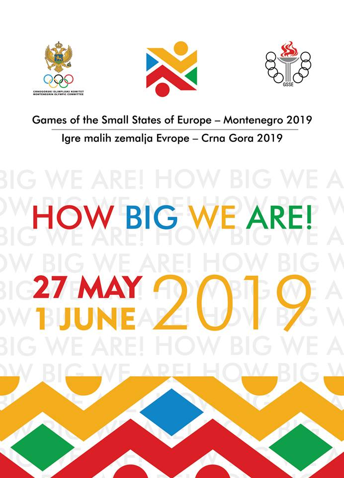 Montenegro to Host Games of the Small States of Europe in 2019