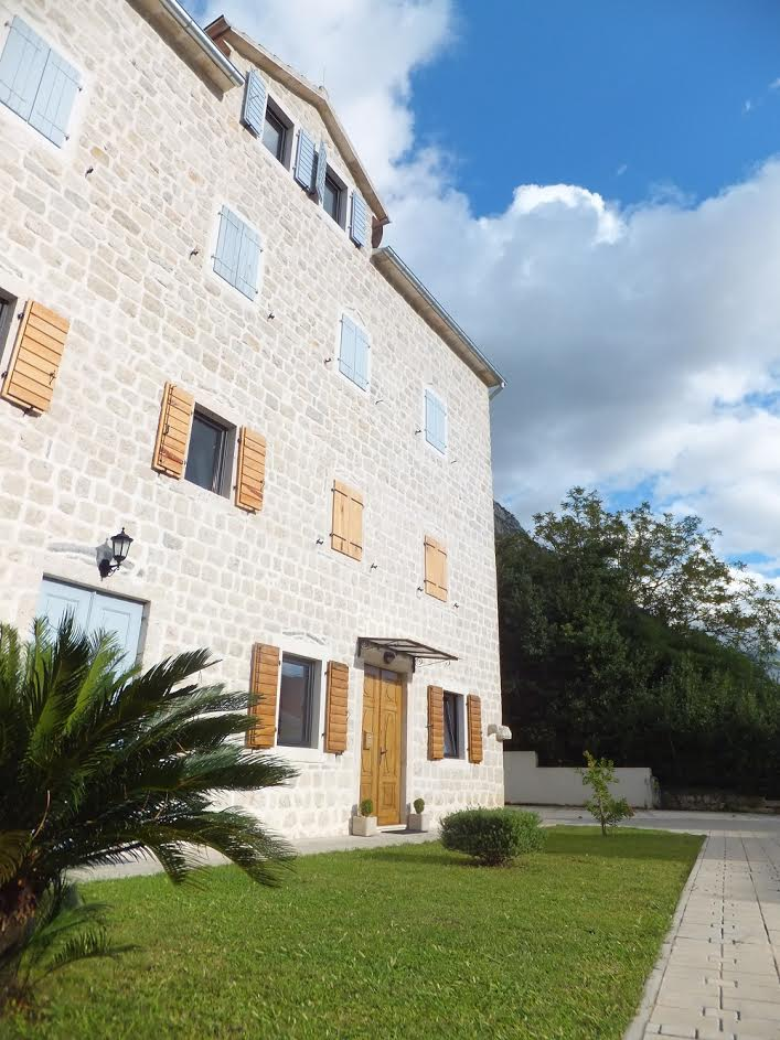 Property of the Week: 1-Bed Gated Community Apartment near Kotor