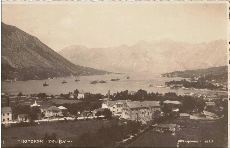 skaljari and kotor 1929