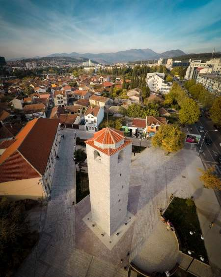 Clock Tower Podgorica
