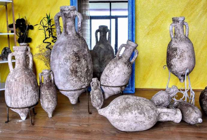 Amphorae Made by Timur Trako - True Replicas of Ancient Mastery