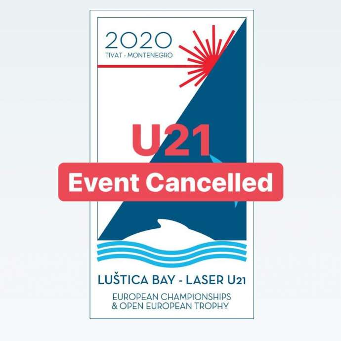 YC Delfin: European Sailing Championship in Tivat Cancelled