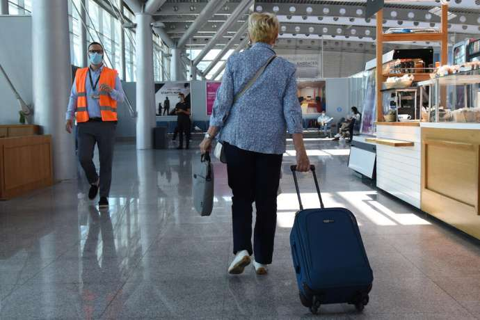 Passenger Numbers at Airports Of Montenegro Decrease by 80.5 Percent