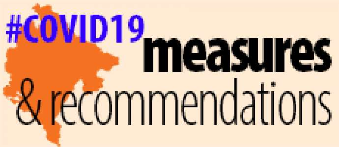 Measures And Recommendations - Health and Travel Update, November 2, 2020