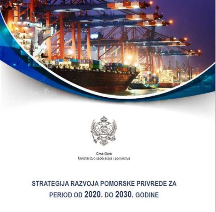 Strategy for the Development of Maritime Economy Adopted on July 31