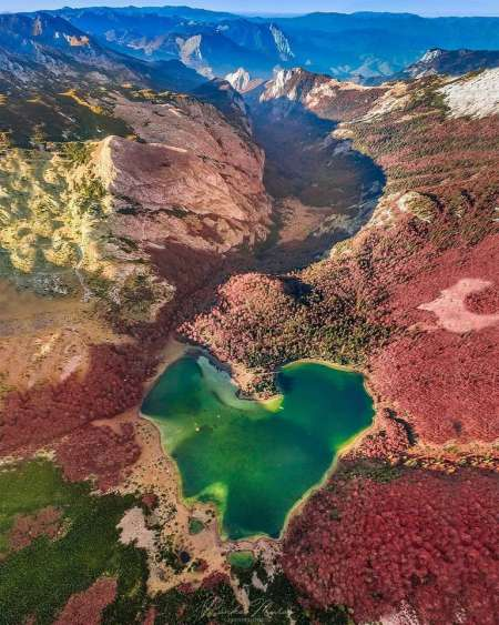 Trnovacko Lake- Heart-Shape Pearl of Northern Montenegro